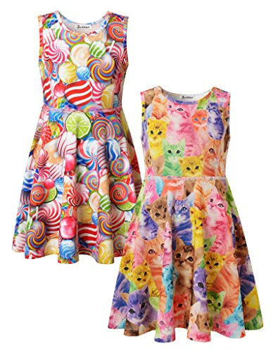 Buy animal beach dress - 1