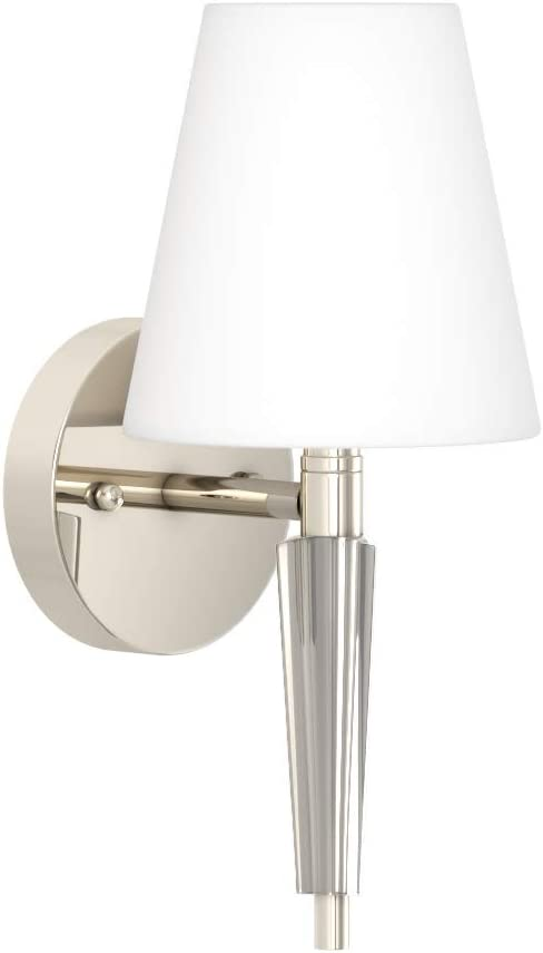 Park Harbor PHWL3061PN Manteo 13 Tall Single Light Bathroom Fixture