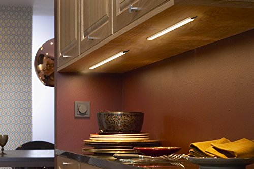 Lux Light Under Cabinet Lighting Sensor Led Touch Under