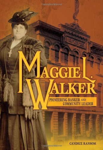 Download Maggie L. Walker: Pioneering Banker and Community Leader (Trailblazer Biographies) pdf epub