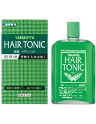 日亚:YANAGIYA柳屋超清凉发根营养液/护发精华改善脱发360ml 好价812日元,约¥48