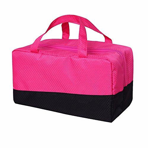 verde Bañador Bolsa Húmedo Pink Separación Bolsa Impermeable Nadar Seco Bolsa Playa Y De WqCwwPHz