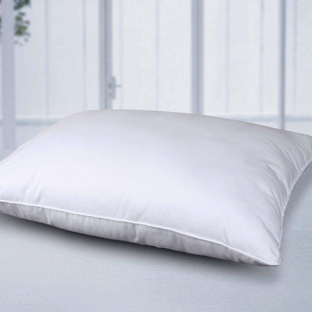 Stayclean 100 %コットンダウン代替水とStain Resistantベッド枕 39 x 75 ホワイト 2042414 B00HX9WYUA ホワイト 39 x 75