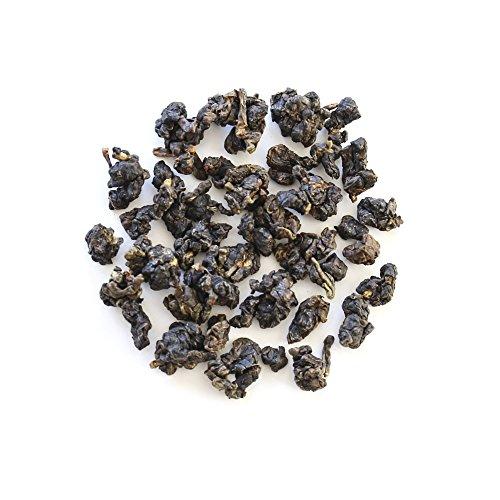 Natural Taiwan High Mountain Sapphire GABA Loose Leaf Oolong Tea, 50g/1.76 oz by TEAMALCHI (Image #2)