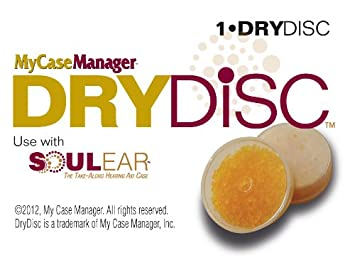 Dry Disc Single Pak by MyCase Manager