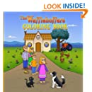 The Wafflehoffers Coloring Book: Fun Coloring Book For Kids