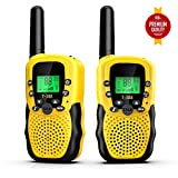 Best Walkie Talkies - Walkies Talkies for Kids, 22 Channels FRS/GMRS UHF Review