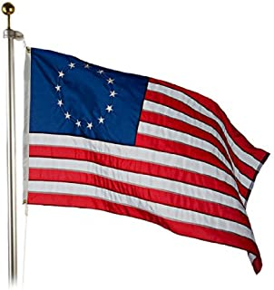 product image for Betsy Ross Flag 5X8 Foot Sewn SolarMax Nylon