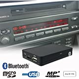 Amazon com: Bluetooth A2DP USB SD AUX CD Changer Adapter Car Kit for