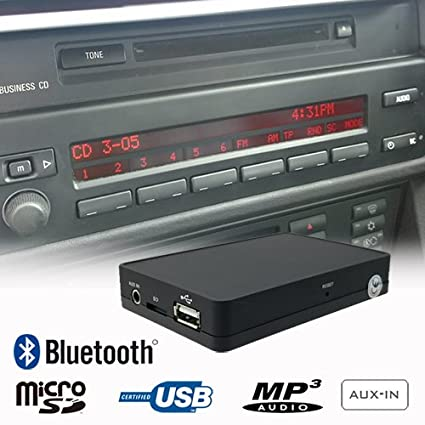 Amazoncom Stereo Bluetooth Handsfree A2dp Usb Sd Aux Mp3 Wma Cd