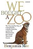 We Bought a Zoo, Benjamin Mee, 1602860483