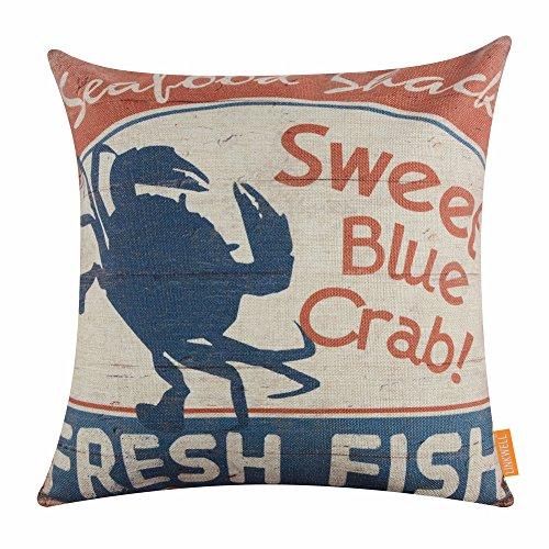 LINKWELL Vintage Seafood Cushion CC1131 product image