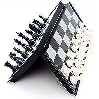"ShopNGift Chess Folding Magnetic Travel Set - 9"" Board Game"