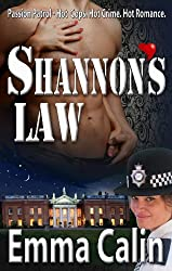 Shannon's Law (Passion Patrol. Hot Cops. Hot Crime. Hot Romance. Book 2)