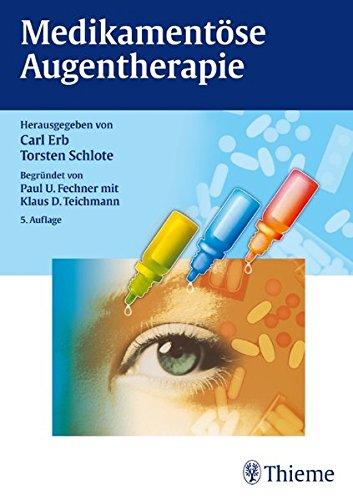 Medikamentöse Augentherapie