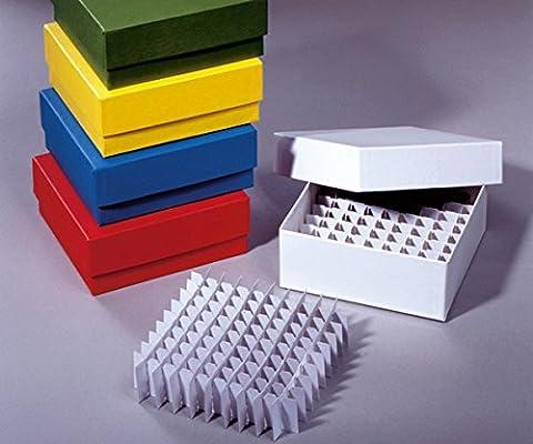dutscher 039572 separador para caja de congelación 133 x 133 mm 81 cryotubes 2 ml Altura 50 mm: Amazon.es: Industria, empresas y ciencia