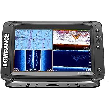 "Elite Navico Ti 9"" Sonar/GPS Total Scan Bundle"