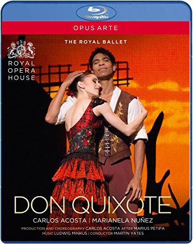 Martin Yates - Don Quixote (Blu-ray)