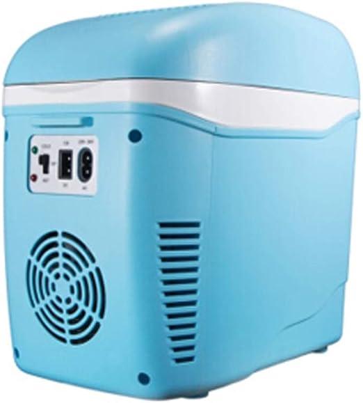 7.5L Mini Congelador Portátil, Azul, Adecuado Para La ...