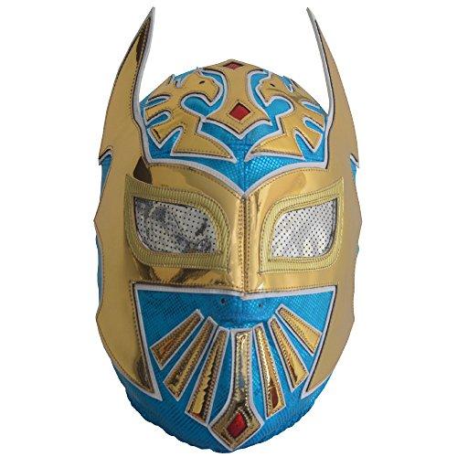 Sin Cara Hunico Semi-Professional Lucha Libre Mask Adult Luchador Mask]()