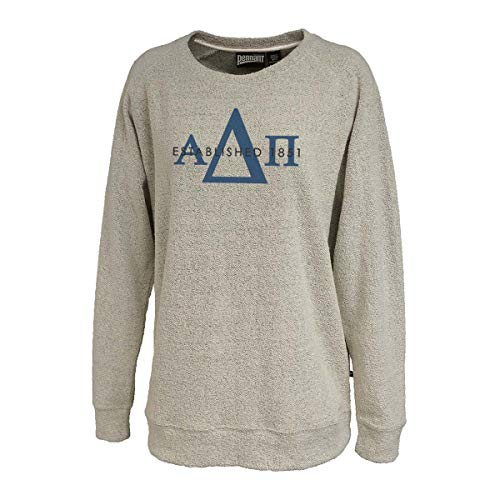Alpha Pullover - Alpha Delta Pi Poodle Fleece Sweatshirt