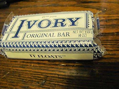 facsimile original bar of Ivory Soap--it FLOATS