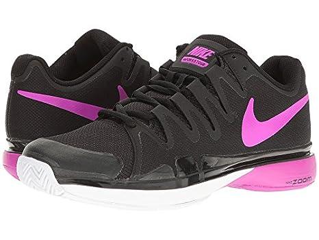 76bd1a8e92e15 Nike Zoom Vapor 9.5 Tour Black Hyper Violet-White Women s Tennis Shoes   Amazon.ca  Sports   Outdoors