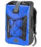 Phantom Aquatics Premium Waterproof Backpack Dry Bag, Blue, 25-Liter For Sale