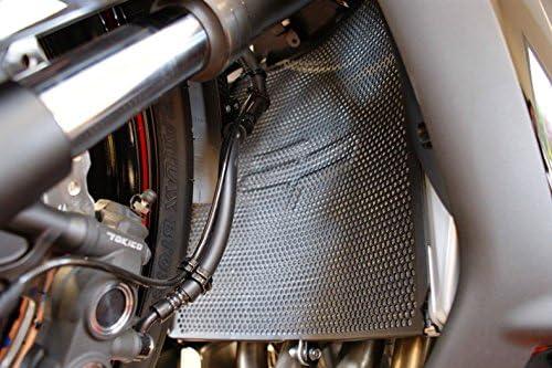 Years 2008 to 2020 Evotech Performance Kawasaki ZX10R Radiator Guard PRN008736