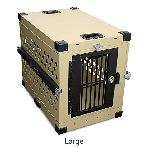 Impact Case Collapsible Indestructible Dog Crate