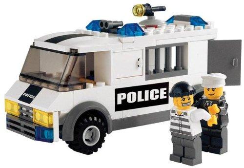 LEGO City Set #7245 Prisoner Transport 116400