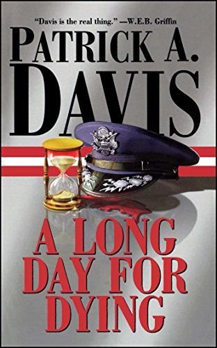 book cover of A Long Day for Dying