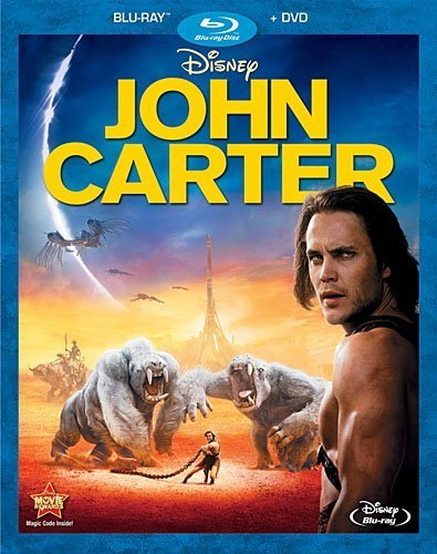 John Carter (Two-Disc Blu-ray/DVD Combo) by Walt Disney Studios Home Entertainment