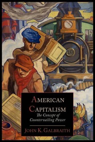 American Capitalism Concept Countervailing Power product image