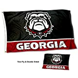 College Flags and Banners Co. Georgia Bulldogs Dawg Double Sided Flag Review