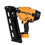 BOSTITCH 20V MAX Cordless Framing Nailer, 28 Degree Wire Weld, Tool Only (BCF28WWB)