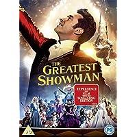 The Greatest Showman DVD 2017