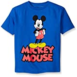 Best Disney Clothing For Boys - Disney Boys' Little Boys' Classic Mickey Mouse Short Review