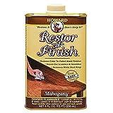Howard RF5008 Restor-A-Finish, 8-Ounce, Mahogany