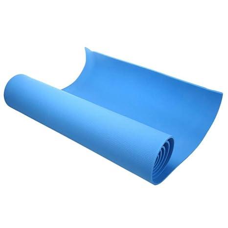Baibian Fitness 4Mm Antideslizante Estera de Yoga Sport Pad ...