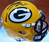 Eddie Lacy Autographed Green Bay Packers Speed Mini Helmet PSA/DNA Stock #104772