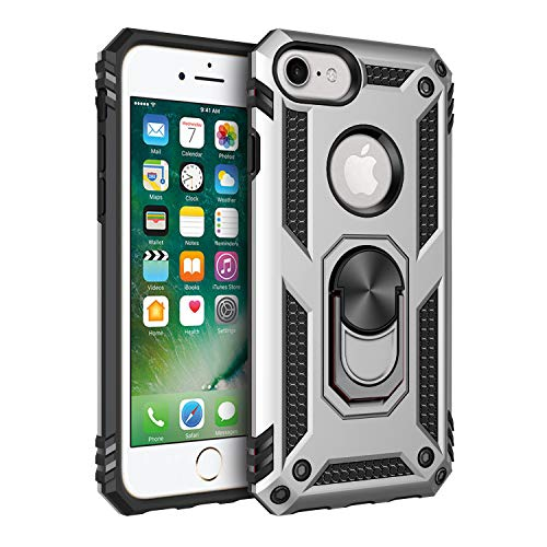 Military Grade Drop Impact for iPhone 8 Case iPhone for sale  Delivered anywhere in USA