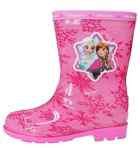 Disney Frozen Snowflake Rainboots Toddler