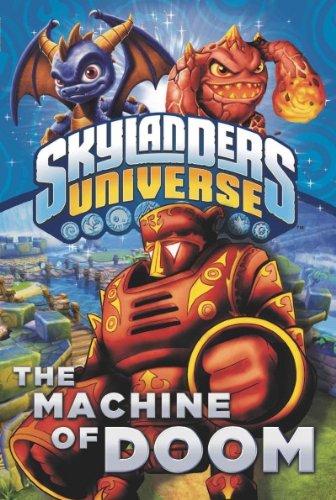 The Machine Of Doom (Skylanders Spyros Adventure) The Machine Of Doom