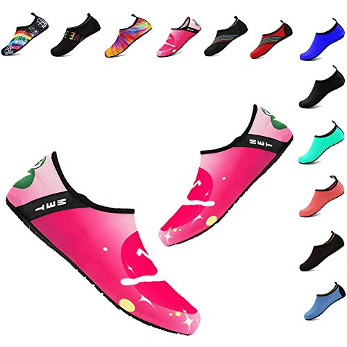 YALOX Men's and Women's Quick-Dry Water Shoes Outdoor Barefoot Aqua Socks for Beach Swimming Surfing Yoga Exercise – DiZiSports Store