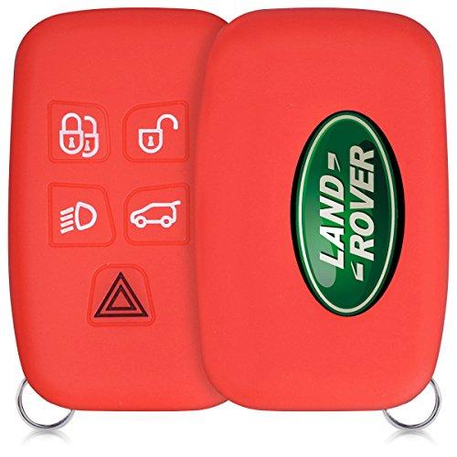 cheap kwmobile Housse en silicone pour 5-Bouton clef de voiture à distance housse  étui 4e03a85ed0a