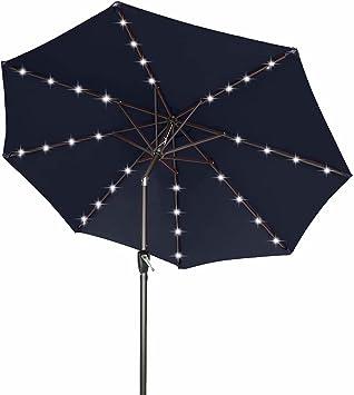 ABCCANOPY LED Solar Umbrella