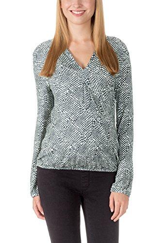 bellybutton JONINA - T-Shirt 1/1 Arm-Camisa premamá Mujer, multicolor (allover/multicolored 0003)