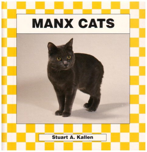 Manx Cats (Checkerboard Animal Library) (Cats Set (Checkerboard Cat)