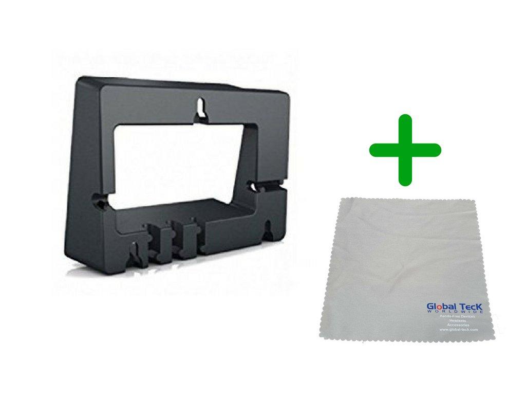 Yealink Wall Mount Bracket SIP-T46S Microfiber Cloth #YEA-WM3-B